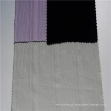 Fornecedor de fábrica de cetim spandex tecido macia de algodão impresso