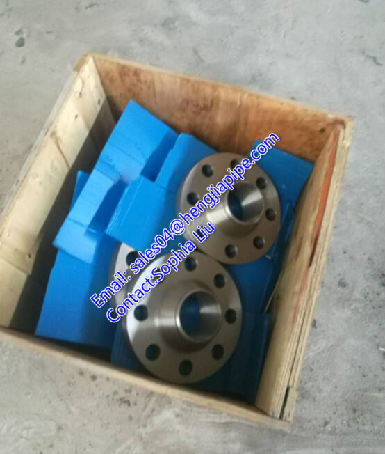 PN100 welding neck flange