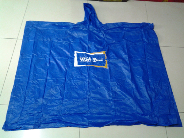 Promotional Men Raincape