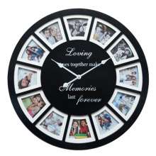 Beautiful photo clock