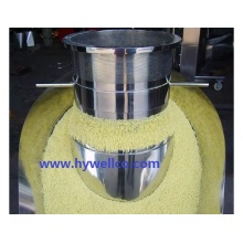 Wet Material Revolving Granulating Machine