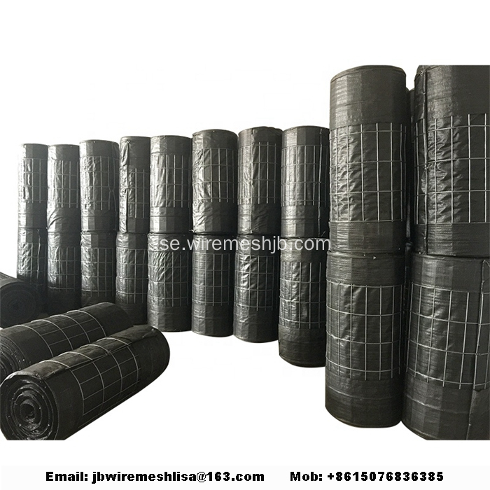 Svetsad Wire Mesh Backed Silt Fence