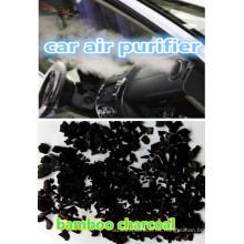 Accesorios autos del coche del purificador de aire del carbón del desodorisante de carbón de bambú activado