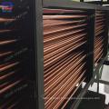 Bobines d'échangeur de chaleur en tube de cuivre pour tours de refroidissement