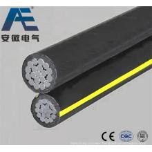 Duplex Aluminum Cable Type Urd - Delgado