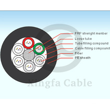 Оптоволоконный кабель GYFTY