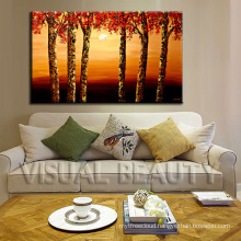 Newest Handmade Landscape Oil Painting On Canvas