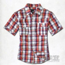 chemise grille