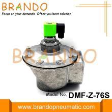 DMF-Z-76S Pulse Membrane Valve For Dust Filtering