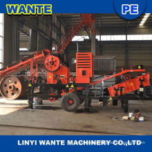 Low price mining small diesel engine jaw crusher with best services