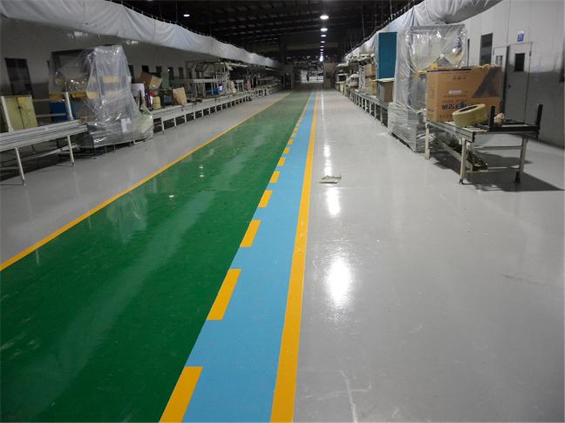 epoxy floor paint sprinkles