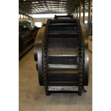 Height 120mm Sidewall Conveyor Belt