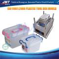 Molde plástico de design de padrão internacional para set-top box