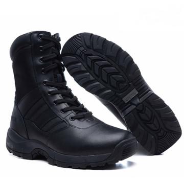 De Buena Calidad Botas de ejército de botas tácticas de policía unisex (1861)