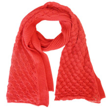 Lady Fashion Acrylic Knitted Winter Long Scarf (YKY4189)