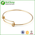 Top Quality Stainless Steel Bracelet Women Jewelry Charm Can adjusted Bracelets Bangle