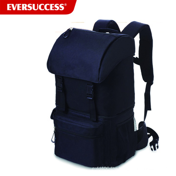 Hiking Backpack Cooler Bag - Insulated Large Camping Back Pack for Men Women Travel Picnic & Lunch - For Fishing Hunting