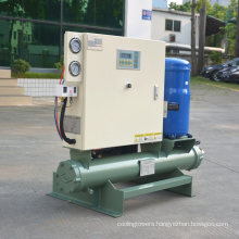 15HP 316 Stainless Steel Plate Type Scroll Chiller for Food Processing