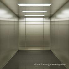 2000kg Coated Steel Freight Elevator