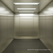 Coated Steel Freight Elevator