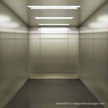 Стальной грузовой лифт с покрытием