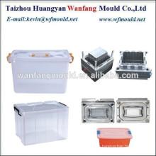 plastic commodity storage box mold/plastic mould manufacturer