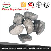 7-8 nodulizador / polvo de magnesio Ferro Silicio