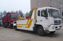 DONGFENG 4x2 truck towing