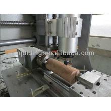 Mini machine de gravure cnc avec raxis de rotation