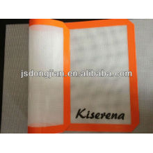 High temperature silicone fiberglass sheet,0.75mm