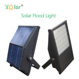 CE Approved Aluminum Solar Powered LED Floodlight for Outdoor Use