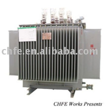 Three phase electrical power transformer IEC standard