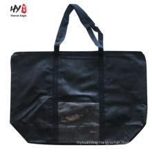 standard non woven tote shopping bags