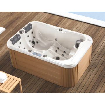 CE Approval Massage Bathtub, Acrylic Outdoor SPA (JL085)
