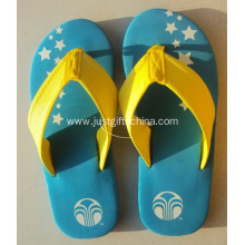 d0fd6b4be17b Personalized Custom Slippers With Fabric Straps