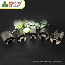 Welded Stainless Steel U Channel Tube With Channel
