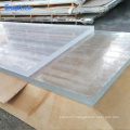 100% Pure Raw Lucite Material plexiglass aquarium glass swimming pool