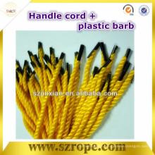 Tremendous and wonderful Nylon handle Cord Plastic buckle cord Braide plastic cord