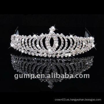 Tiara de la corona nupcial