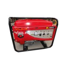 High quatity gasoline generator EC6500,mini petrol generator,gasoline generator for home use