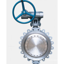 Lug Type Hard Sealing Eccentric Butterfly Valve