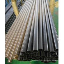 Tubería de acero de aleación de acero con base de níquel 904L para petróleo / gas industrial