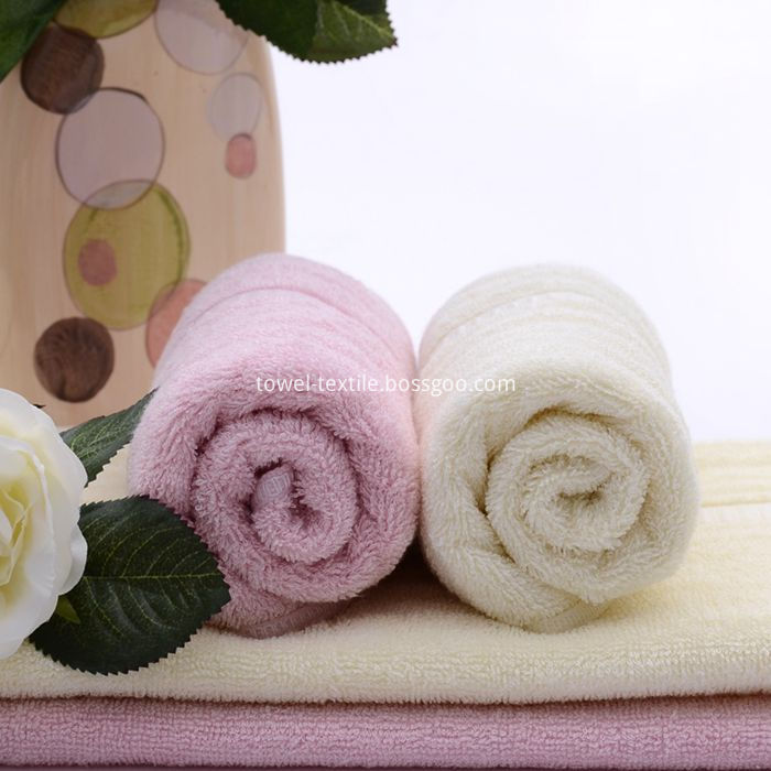 Bamboo Fiber Towels