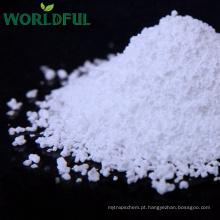 Pó branco de cristal branco do sulfato de magnésio ou sulfato de magnésio rico MgSO4 granulado