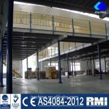 Multi Floor Mezzanine Structure Metal Industrial Platform