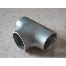 ASME Standard Wall Thickness STD Carbon Steel BE End Reducing Tee