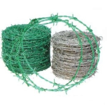 2014 Hot Sale Hot-Dipped Galvanized Barbed Wire