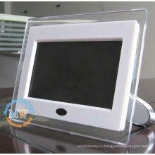 7-дюймовый цифровая фоторамка AV вход