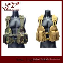 97 joint Combat Vest Airsoft veste tactique militaire pas cher