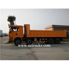Shacman на 25-45 тонн дизельные самосвалы
